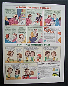 Vintage Ad:1934 Lifebuoy Soap & Rinso Laundry Detergent (Image1)