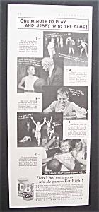 1934  Quick  Quaker  Oats  Cereal (Image1)
