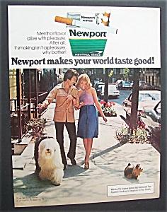 1972  Newport  Cigarettes (Image1)