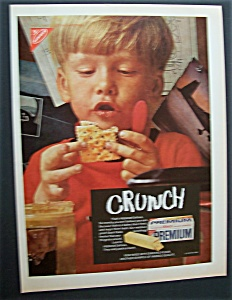 1969  Nabisco  Premium  Saltine  Crackers (Image1)