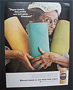 1968  Kleenex  Boutique  Towels (Image1)