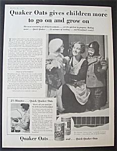 1931  Quaker  Quick  Oats (Image1)