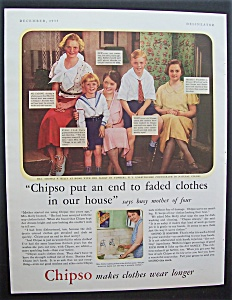 1933  Chipso  Quick  Suds (Image1)