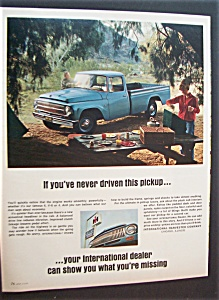 Vintage Ad: 1966 International Harvester Company