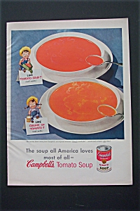 1956 Campbell's Soup