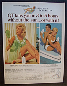1967 Qt Quick Tanning By Coppertone