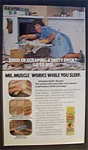 1975  Mr.  Muscle  Oven  Cleaner (Image1)