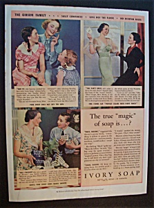 1935 Ivory Soap with a Family (Image1)