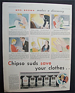 1931  Chipso  Flakes  &  Granules (Image1)
