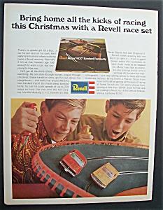 1967  Revell  Rebel  400  Banked  Raceway (Image1)