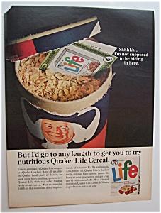 1966  Quaker  Life  Cereal (Image1)