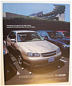 Vintage Ad: 2003 Allstate Insurance Company (Image1)
