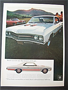 1967  Buick GS - 340  &  GS - 400 (Image1)