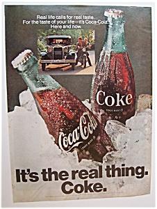 Vintage Ad: 1969  Coca  Cola (Image1)