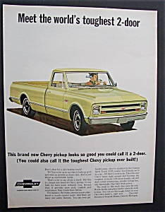 1967  Chevrolet  Pick Up (Image1)