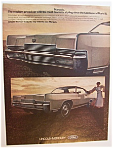 1969 Ford Lincoln - Mercury Marquis