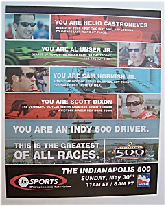 2004 The Indianapolis 500