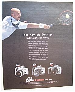 2004  Canon  EOS  Rebel  Cameras (Image1)