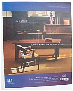 Vintage Ad: 2004 Allstate Insurance (Image1)