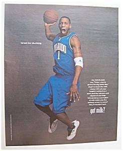 2004 Got Milk with Basketball's Tracy McGrady (Image1)