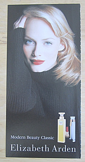 2004 Elizabeth Arden Perfume with Lovely Woman  (Image1)