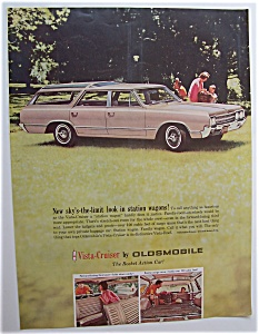 1964 Oldsmobile Vista - Cruiser
