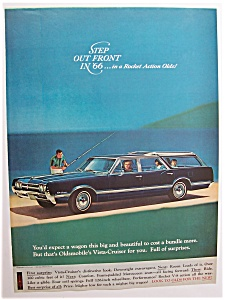 1965 Oldsmobile Vista - Cruiser