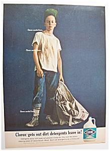 1963   Clorox  Bleach (Image1)