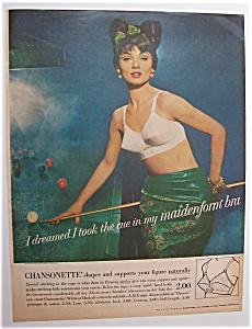 1963  Maidenform  Bra (Image1)