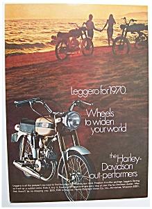 1969  Harley - Davidson  Motorcycles (Image1)