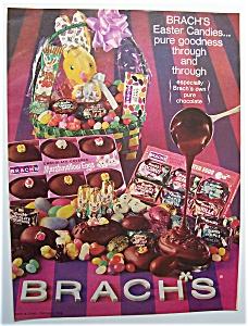 1968 Brach's Candies w/ an Assortment of Easter Treats (Image1)