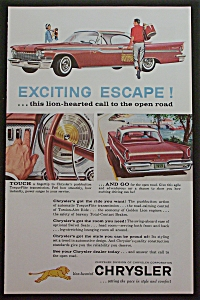 1959 Chrysler with Features of the Chrysler  (Image1)