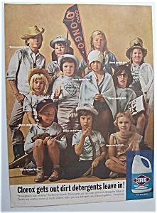 1964  Clorox  Bleach (Image1)