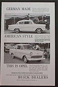 1959 Buick with the Buick Opel (Image1)