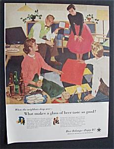 1956 Beer Belongs By Pruett Carter (Image1)