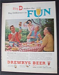 1960  Drewry's  Beer (Image1)