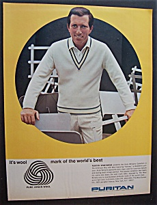 1967 Puritan Sportswear With Andy Williams