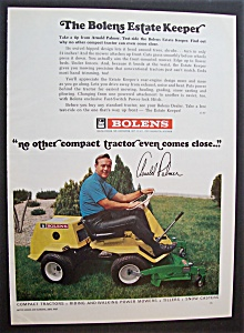 1967 Bolens Estate Keeper Mower with Arnold Palmer (Image1)