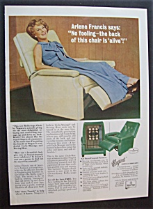 1967 Rolla - Ssage Chair With Arlene Francis