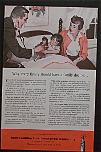 1959 Metropolitan Life Insurance Company with Family (Image1)