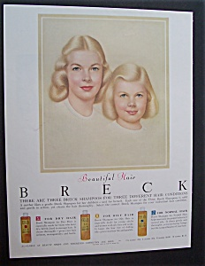 1961  Breck  Shampoo (Image1)