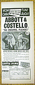 1948 Castle Films with Abbott & Costello (Image1)
