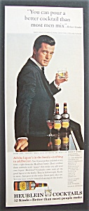 1965 Heublein Cocktails With Robert Goulet