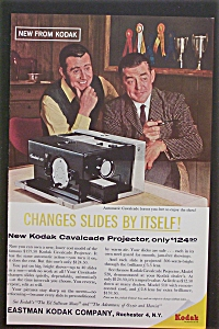 1959 Eastman Kodak Company with 2 Men Watch Film (Image1)