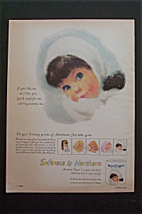 1959 Northern Tissue with Little Brown Haired Girl (Image1)