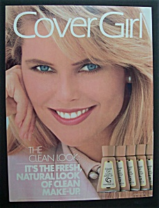1988  Cover Girl  Clean  Make - Up (Image1)