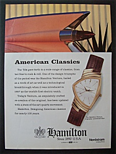 1991 Hamilton Watches