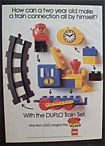1989  Duplo  Train  Set (Image1)