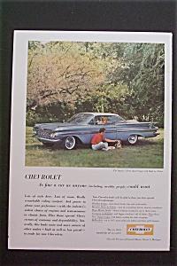 1959 Chevrolet Impala 2-Door Sport Coupe (Image1)