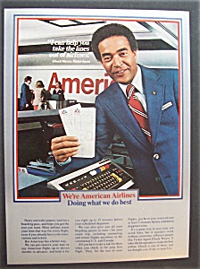 1980 American Airlines